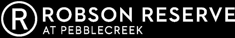 Robson Reserve at PebbleCreek