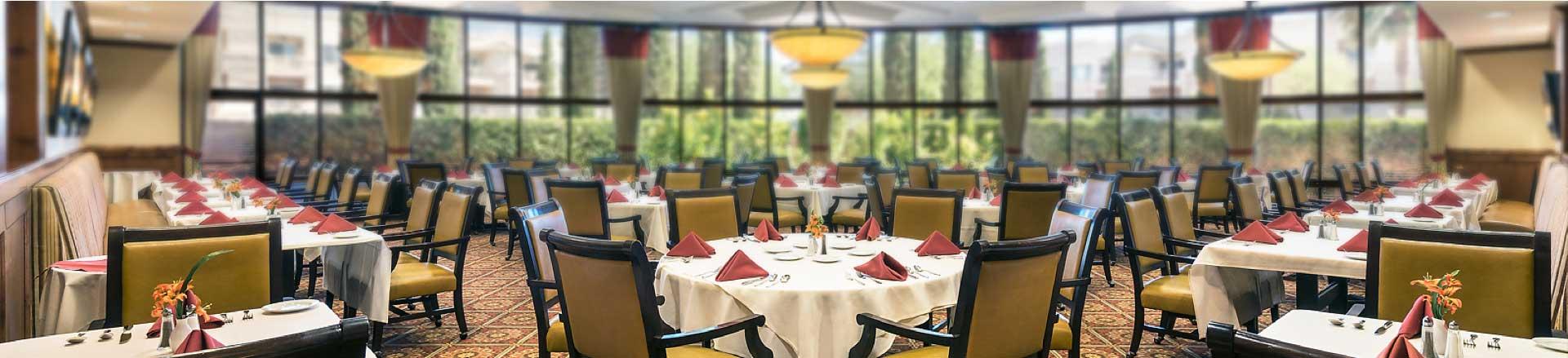 Dining Programs Robson Reserve at Sun Lakes